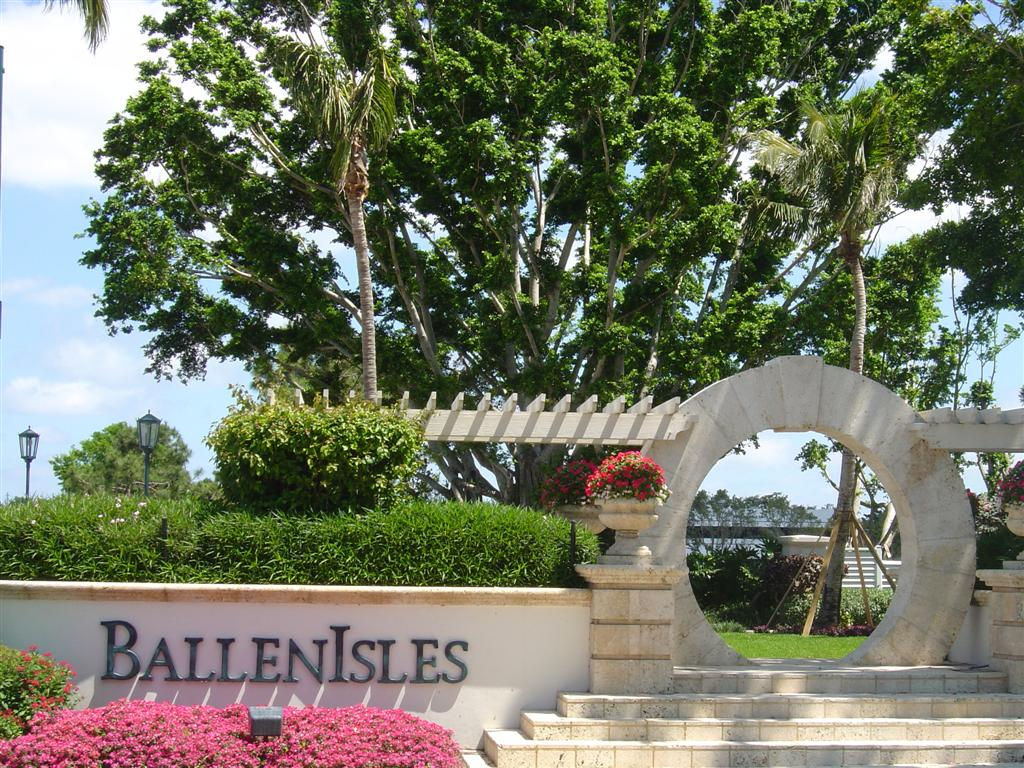 BallenIsles Realty Golf and Country Club homes for sale Palm Beach